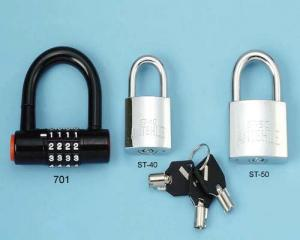 PadLock Bicycle Cable Lock